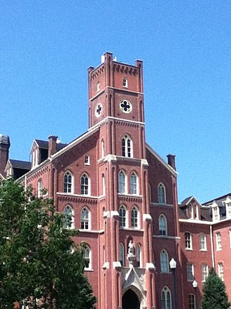 Quincy University - Francis Hall Tower