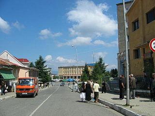 Pukë Municipality in Shkodër, Albania