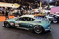 Rétromobile 2015 - Aston Martin DBR9 Le Mans GTI Class Winner - 2007 - 005.jpg