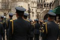 RAF Band outside the Royal Courts of Justice (8658951960).jpg
