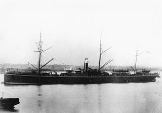 RMS <i>Quetta</i> ship