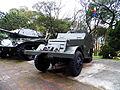 ROCA M2A1 Halftrack Display at Tanks Park, Armor School 20130302.jpg