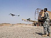 RQ-7 Launch