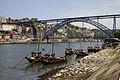 Rabelos en el río Duero, Vila Nova de Gaia, Portugal, 2012-05-09, DD 12.JPG