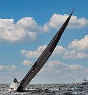 Racing Yacht Ragtime photo D Ramey Logan