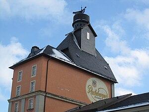 Radeberger Brewery - Image: Radeberger Old Brewhouse