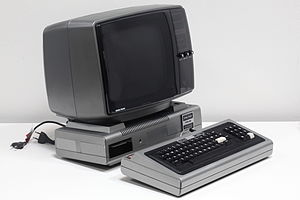 TRS-80 - Image: Radioshack TRS80 IMG 7206