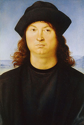 Image illustrative de l'article Portrait d'homme (Raphaël, 1503-1504)
