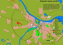 Beogradski Zeleznicki Cvor Wikipedia
