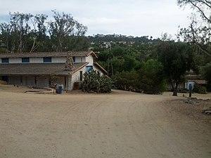 Rancho De Los Kiotes - Image: Rancho De Los Kiotes 2012 09 22 16 39 55