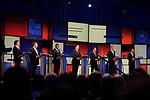 Rand Paul, Chris Christie, Ben Carson, Ted Cruz, Marco Rubio, Jeb Bush & John Kasich (24438864500).jpg
