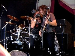 Ratt koncert a 2008-as Sweden Rock Festivalon.