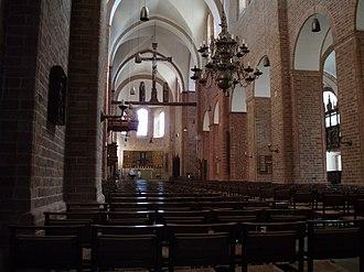 Bishopric of Ratzeburg - Ratzeburg Cathedral interior