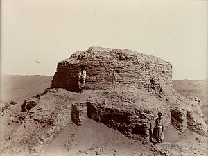 Rawak Stupa - Rawak Stupa taken by Stein
