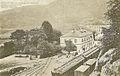 Razglednica borovniške železniške postaje.jpg