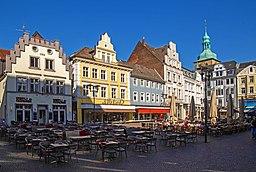 Markt in Recklinghausen