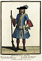 Recueil des modes de la cour de France, 'Garde du Corps du Roy' LACMA M.2002.57.103.jpg