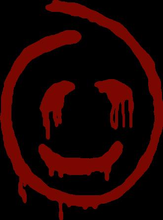 Ποιο emoticon σας εκφράζει αυτή τη στιγμή; - Σελίδα 20 330px-Red-John-Smiley-Face