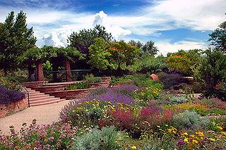 Red Butte Garden and Arboretum botanical garden