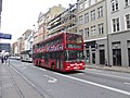 Red City Buses on Store Kongensgade.jpg