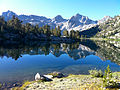 Refllections at Rae Lakes (4896495473).jpg