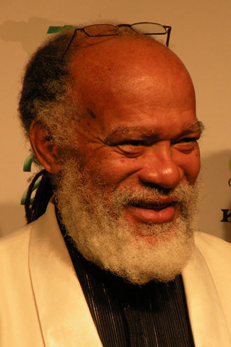Ernie Smith (singer) - Ernie Smith appearing at Jamaica Awareness Association of California (JAAC) 25th Anniversary event in Los Angeles on 5 November 2011.