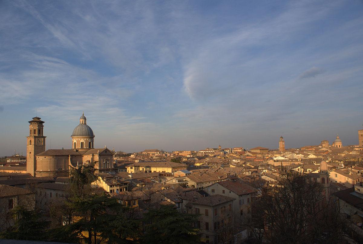 Reggio emilia wikivoyage guida turistica di viaggio - Cap bagno reggio emilia ...