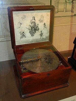 Regina Company - Regina Music Box (ca.1890)