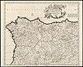 Regnorum Castellae veteris, Legionis, et Gallaeciae, principatuumq(ue) Biscaiae, et Asturiarum, accuratissima descriptio (8343734586).jpg