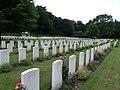 Reichswald Forest War Cemetery (50).JPG