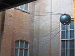 Replica of Sputnik 1, World Museum Liverpool (2).JPG