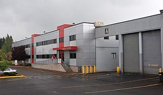 Reser's Fine Foods - The headquarters of Reser's in Beaverton, Oregon, in 2015