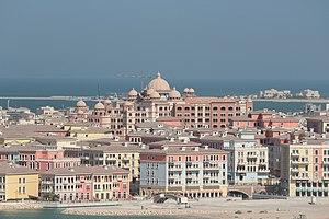 The Pearl-Qatar - Qanat Quartier