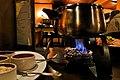 Restaurante Santa Truta (Santo Antonio do Pinhal) - Fondue (8904062886).jpg