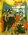 Resurrection of Lazarus (Georgia, 12th c.).JPG