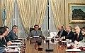 Reunión de gabinete 7 nov 1996.jpg