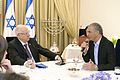 Reuven Rivlin opened the consultations after the 2015 elections with Kulanu (1).jpg