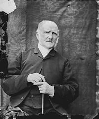 Revd Edward Hughes, Aberystwyth (1867)