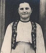 Lucreția Jurj, grupul Teodor Șușman, Apuseni.