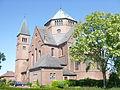 Rhede (Ems) katolika kirko d.JPG