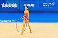 Rhythmic gymnastics at the 2017 Summer Universiade (36826329660).jpg