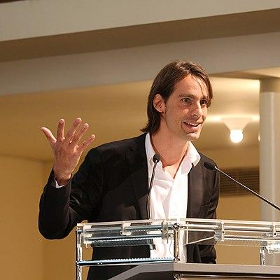 Picture of an author: Richard David Precht