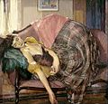 Richard Edward Miller - Girl Sleeping.jpg