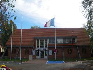 Richebourg, Pas-de-Calais Commune in Hauts-de-France, France
