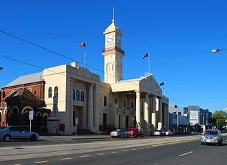 City of Richmond - Richmond Town Hall