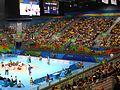 Riocentro - arena dos jogos do voleibol sentado nos Jogos Paraolímpicos Rio 2016.jpg