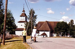 Ristiina Former municipality in Southern Savonia, Finland