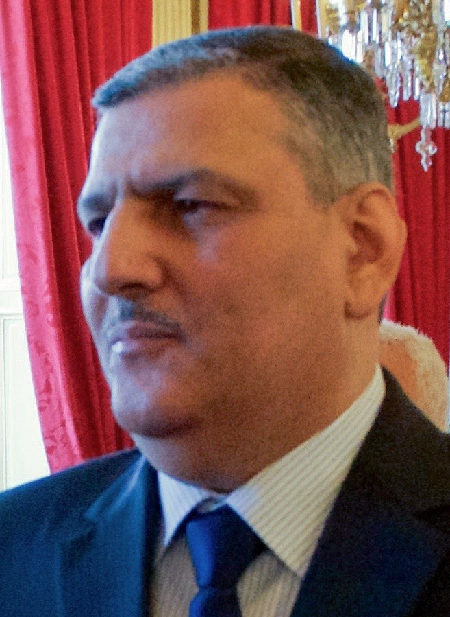 Riyad Hijab, Leader of the High Negotiations Committee of the Syrian Opposition (26313563913) (cropped)