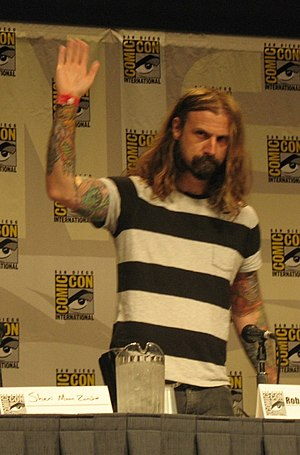 Rob Zombie attending the 2007 Comic-Con in San...