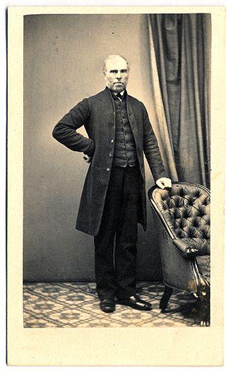 Robert Dixon (explorer) - Robert Dixon